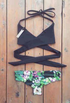 Pinterest: haidynxo☽ ☼: Bathing Suits, Bikini Tops, Bikinis