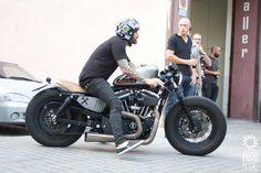 sportster... small modifications, big awesomeness