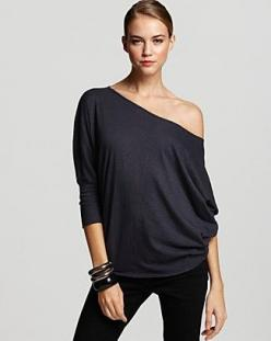 Velvet by Graham & Spencer Top - Dolman | Bloomingdale's 25% off cyber monday sale love this style top and one of my FAV brands