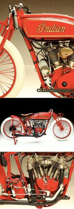 1921 Indian Board Track Racer!