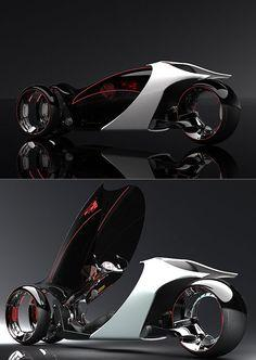 5 Mind-Blowing Cars from the Future - TechEBlog very cool