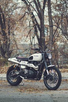 After developing the 800XC, a crew of Triumph engineers and test riders spent four years turning the Scrambler into a genuine off-road weapon. We've got the exclusive story behind the bike—and if you want to replicate it for yourself, we've got th