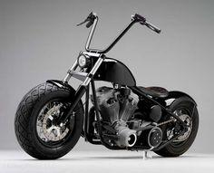custom build by Exile Cycles #motorcycle #motorbike
