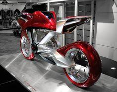 Honda Concept Bike All rights reserved by Toni_V