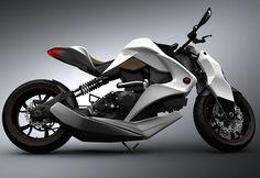 Sweet concept bike!, future motorbike, futuristic motorcycle