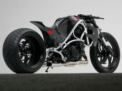 ❤ Visit ~ MACHINE Shop Café ❤ ❤ Best of Classic @ MACHINE ❤ (SUZUKI HAYABUSA CUSTOM): Ass Bike, Cool Bikes, Ransom Motorcycles, Hot Bike, Cars Bikes, Cool Cars Motorcycles, Cafe Racer