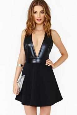 Lifetime Of Nightime Dress by Nasty Gal