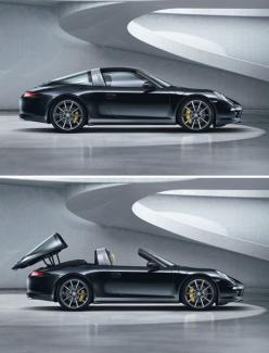 "Porsche 911 Targa 2015. My ""grind reward"" car of choice...if that's what I was about at this moment...it would definitely be in my driveway by summer 2015."