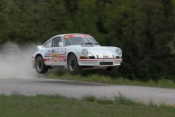Rally Porsche Carrera