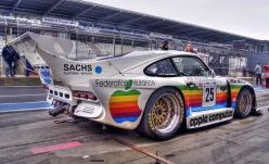 VIDEO - Porsche 935 K3 - Apple Computer Porsche - Tribute to Steve Jobs
