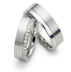 Wedding Band | ... Inspiration: Platinum wedding rings 'essential' to jewellery industry