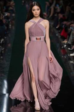 Elie Saab fall rtw couture