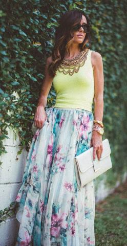 Great skirt!: Fashion, Style, Dress, Spring Summer, Long Skirts, Outfit, Maxis, Floral Maxi Skirts
