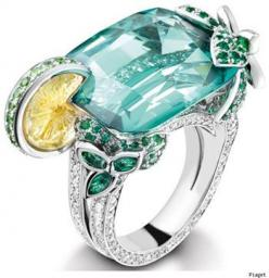 mojito inspired, luxurious cocktail by piaget –the limelight paradise collection