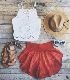 Clothes ¤ outfits ¤ summer ¤ winter ¤ fall ¤ spring ¤ women ¤ chilled ¤ party ¤ teens ♡ Catarina Alves: Follow Savypins, Free People Outfits Summer, Summer Style, Spring Summer, Summer Outfits, Boho Fashion Summer Outfit, Has, Top, Summer Spring