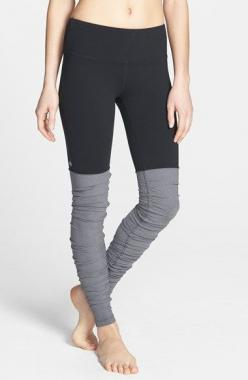 LOVE these ribbed leggings: Goddess Leggings, Leggings Nordstrom, Goddesses, Goddess Ribbed, Alo Goddess, List, Workout Leggings, Ribbed Leggings