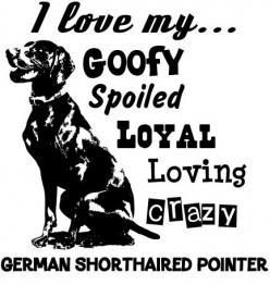 So true- we love our #GSP: Gsp Puppies, Gsps, Family Dogs, Gsp Animals, Germanshorthairedpointer 3, Pointers Dogs, German Shorthaired Pointers, Gsp Dogs, German Shorthaired Pointer Dog