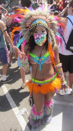 This girl is gorgeous! I love everything about her outfit. :3 #beautifulraver #EDC #plur: Edm Outfits Rave, Edm Festival Outfits, Plur, Rave Girls, Clothes, Edc Rave Outfits Raver Girl, Rave Outfits For Girls, Photo, Edm Rave Outfits