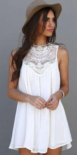 Have you been longing for a stunning tank dress? why not have try on this kind of tank  dresses at OASAP? All what you have been searching will end there.: