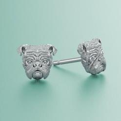 English Bulldog Jewelry Puppy Face Earring Studs: English Bulldogs, Puppy Face, Bulldog Earring, Jewelry Puppy, Earring Studs, Face Earring, Earrings