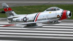 F-86 Sabre Jet... I've sat in this thing when I was 7 years old!!! Couldn't find the starter button and probably a good thing. Lots of hp in that babe!!!: North American, Sabre Jet, Aircraft Jets, 86 North, Airplane Jets, Fighter Jets