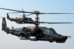 """Russian Kamov Ka-50 """"Black Shark"""" Co-axial Attack Helicopter.: Aircraft, Military Helicopters, Chopper, 50 Black, Photo, Planes"""