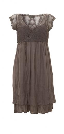 This is adorable...: Pretty Dresses, Style, Mocha Lace, Cute Dresses, Wrap Dress, Romantic Dresses