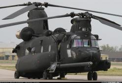 "U.S. Army | Boeing MH-47G Chinook (414) | 05-3735 (cn M-3735) | 160th SOAR ""Night Stalkers"" 
