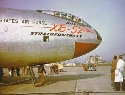 XB-52 Stratofortress of the United States Air Force ...: Airforce, B 52 Stratofortres, Classic Warplanes, Military Planes, Airplane, Aircraft, Planes Aircraft, Prototype, Favorite Planes