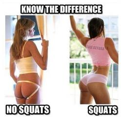 Girls Who Squat: Before And After: Health Fitness, Weight Loss, Girls Who Squat, Fitness Inspiration, Squats, Healthy, Exercise, Fitness Motivation, Workout