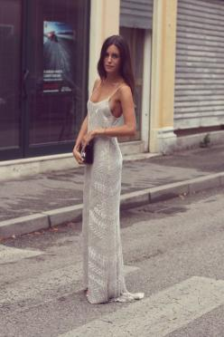 I keep pinning this image hoping I will miraculously find this gorgeous dress!