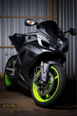 Twilight Black GSXR by Dane Khy on Flickr. one of the color combos i want setup on my bike wen i get one