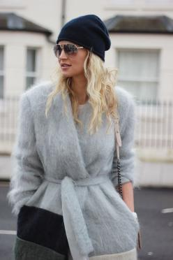 Anouk Yve | creatorsofdesire.com: Jacket, Sweater, Fashion, Style Inspiration, Winter Style, Street Style, Street Styles, Fall Winter