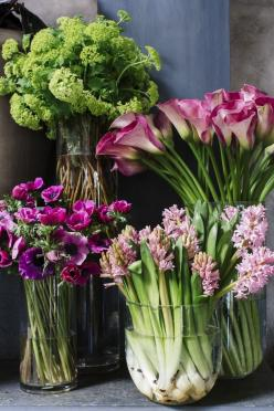 gorgeous bouquets: Beautiful Blooms, Flower Arrangements, Flower Power, Floral Arrangements, Garden, Cut Flowers, Flower