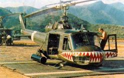 UH-1 Huey of the 174th Assault Helicopter Company, U.S. Army: Huey Helicopter, Helicopter Company, Vietnam War, Military Helicopters, Chopper, Shark, Helicopters Aviation Aircraft