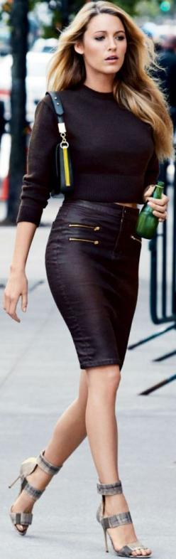 Blake Lively: Fashion, Girl, Blake Lively, Dress, Street Style, Outfit, Blakelively
