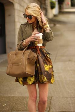 fall outfit: Atlantic Pacific, Fashion, Clothes, Street Style, Bag, Fall Outfit