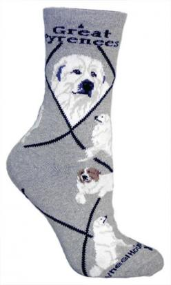 Great Pyrenees Socks: Highland, Fashion Fantastic, Gross Things, Fav Dogs, Of The, Pyrenees Socks, Awkward Gross, Funny Awkward