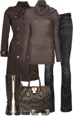 ISABEL BENENATO sweaters, MICHAEL Michael Kors coats and MOTHER DENIM.: Women S, Sweater, Fashion, Style, Winter Outfit, Fall Outfit, Fall Winter
