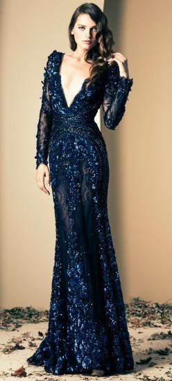 Ziad Nakad /Winter 2014|For more glamour girl, click here: https://www.pinterest.com/thevioletvixen/glamour-girl/: Evening Gowns, Red Carpet, Dresses, Ziad Nakad, Ziadnakad, Haute Couture