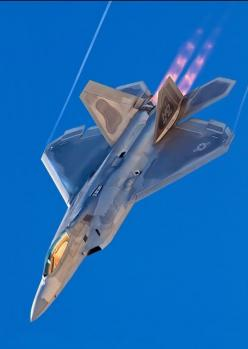 F-22 Raptor. Very cool pic!!: F22Raptor, Aviation, Airforce, Airplanes, Jets Planes Aircraft, Planes Jets, Fighter Jet, Card