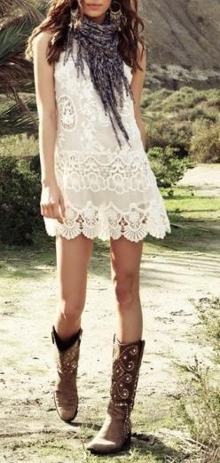 Love this dress- still looking for a white summer dress