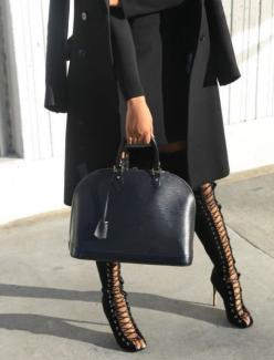 Louis Vuitton bag and Alex Perry boots: Handbags 2015, Summer Fashion, Fashion Styles, Bags Women, Bags Online, Bags Shoes