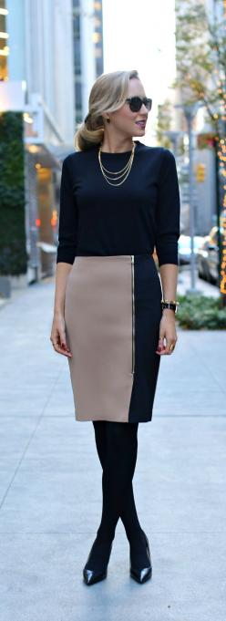 love this skirt: Classy Cubicle, Dress, Work Wear, Pencil Skirts, Work Outfits, Business Casual, Workwear, Work Attire