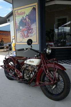 1928 Indian 101 at the Indian Motorcycle Museum Of Australia opens on March 15 at 419 Newman Rd, Geebung. Read all about it on MotorbikeWriter.com (http://motorbikewriter.com/indian-motorcycles-museum-opens/). Photos by David Cohen - Ultragraphics.com.au