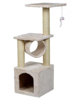 """ Yooz gotta change yer term now.... yoo say, "" I USED teh have a gerbil."": Cats, Birman Cat, Cat Tree, Animal"