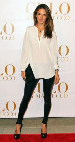 Alessandra Ambrosio Photo - Los Angeles Launch Of CULO By Mazzucco