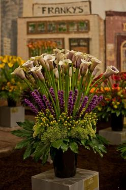 ALG_8972 by nikontino, via Flickr: Picnic Flowerarrangement, Tall Centerpiece, Flower Centerpieces, Flowers Arrangements, Flores Arreglos Design, Flower Arrangements, Floral Arrangements