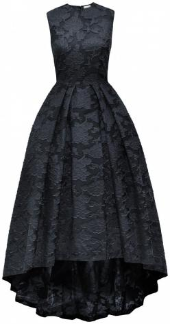 black lace with train... Beautiful! Too bad I'm not royalty and have someplace to wear this!: Classy Prom Dress, Fancy Dress, Black Formal Dress, Black Lace Dress, High Low Dress, Black Wedding Dress, Black Dress