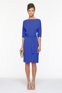 diane von furstenberg. I want this (pref. less pricey knock-off, TBH), in black, as my bridesmaids dress for Liz's wedding. Swap the belt for Liz's sash?: Style Dresses